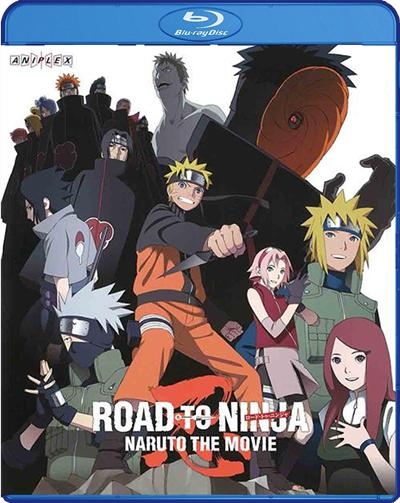 Naruto Shippûden 6: El camino ninja 720p HD Español Latino