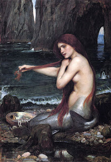 The Mermaid, by John William Waterhouse, 1901