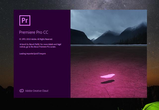 Chia sẽ phần mềm Premiere CC 2019 và hướng dẫn cài đặt thành công