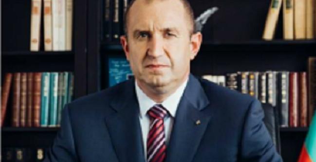 Βούλγαρος πρόεδρος Ρ.Ράντεφ: «Δεν υπάρχει «Βόρεια Μακεδονία» – Δεν υπάρχει «μακεδονική» γλώσσα»