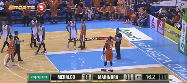 Meralco def. Mahindra, 104-99 (REPLAY VIDEO) September 21