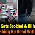 Video: 15yo Student Gets Scolded For Driving Illegally, Kills Teacher By Smashing His Head With A Brick