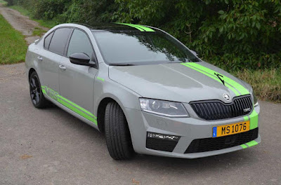 New 2017 Skoda Octavia vRS Hd Photos Gallery 0