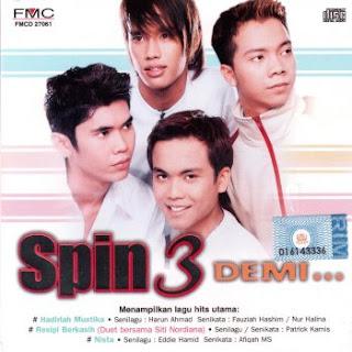 Spin - Hadirlah Mustika MP3
