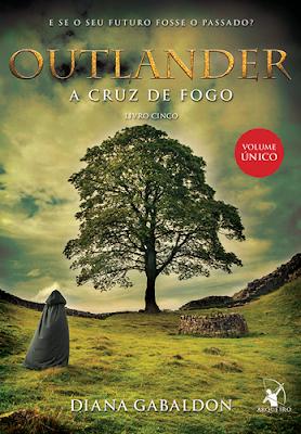 OUTLANDER – A CRUZ DE FOGO (Diana Gabaldon)