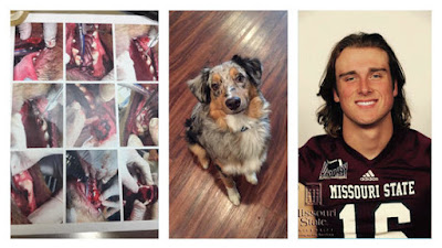 petition to have Breck Ruddick removed from the Missouri State University football team