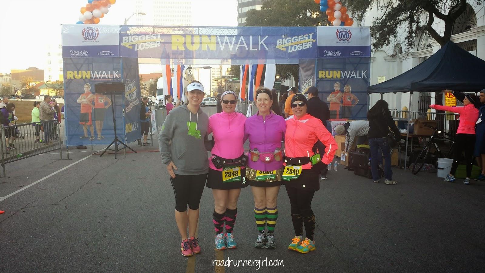 Road Runner Girl: The Biggest Loser RunWalk Mobile Race