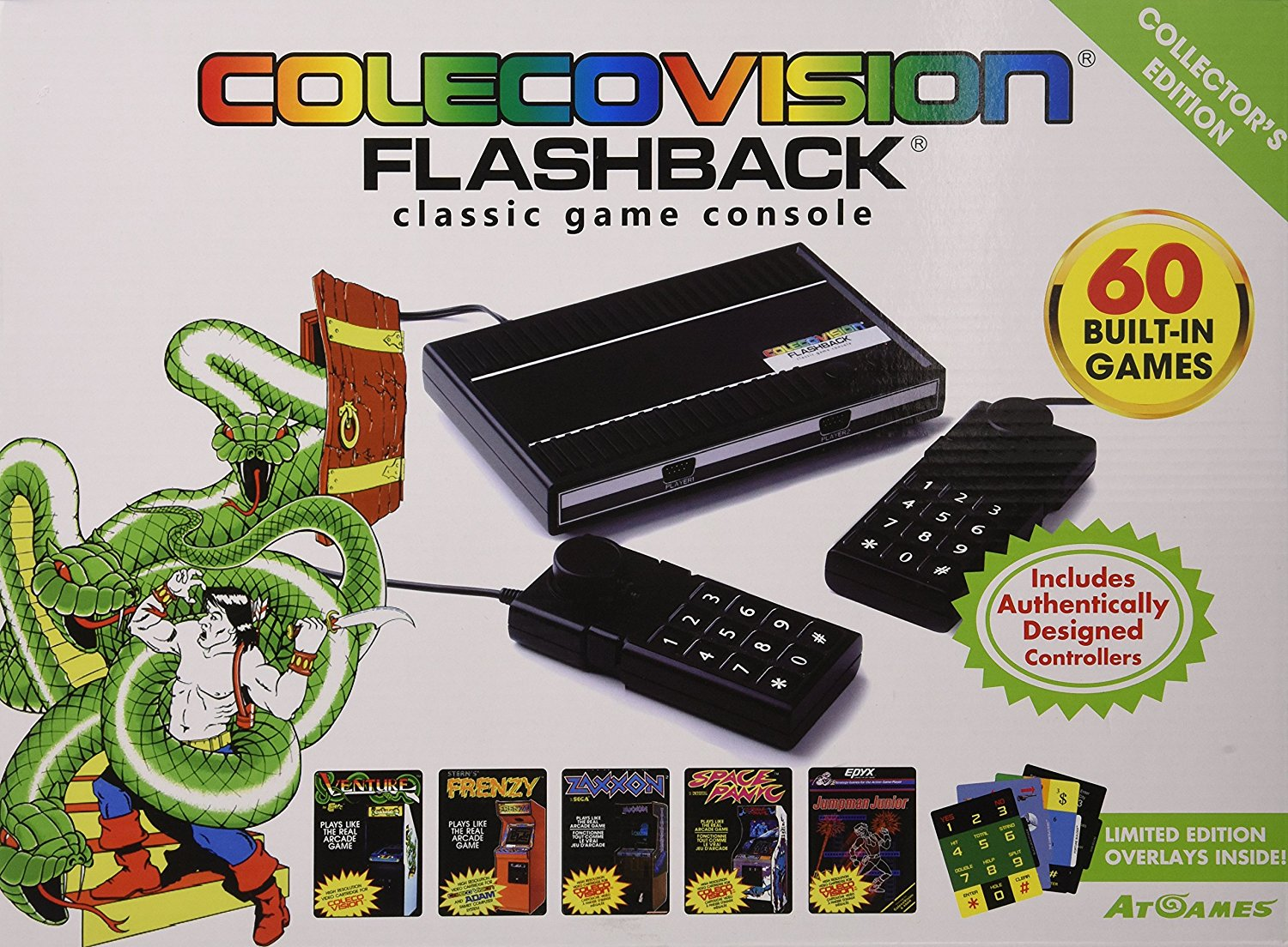 Nerdly Pleasures: Old Coleco or New Coleco : Nostalgia or
