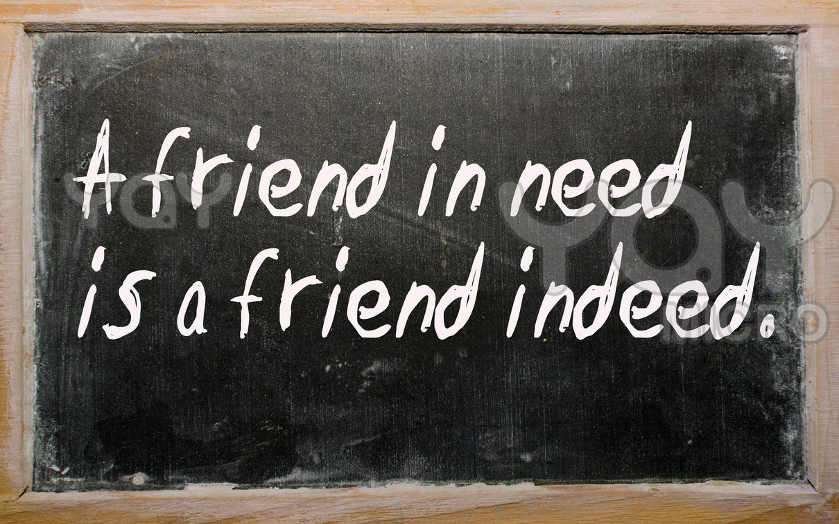 a friend in need is a friend in deed essay subscribe now