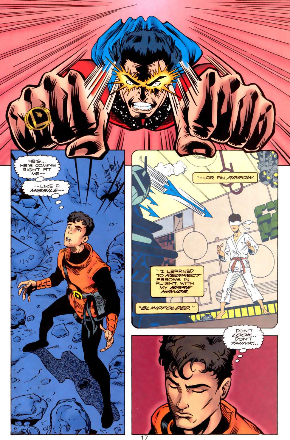 Legion of Super-Heroes (1989) 111 Page 17