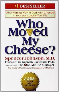 من حرك قطعة الجبن الخاصة بي - How Moved My Cheese