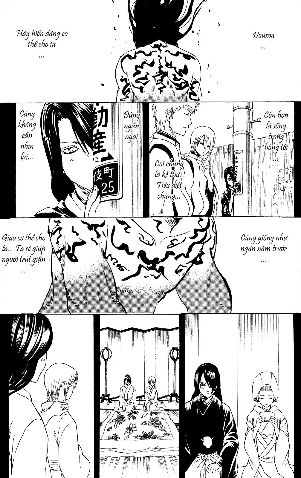 Gintama Chap 287 page 17 - Truyentranhaz.net