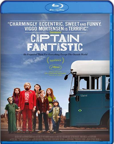 Captain Fantastic [2016] [BD25] [Subtitulado]
