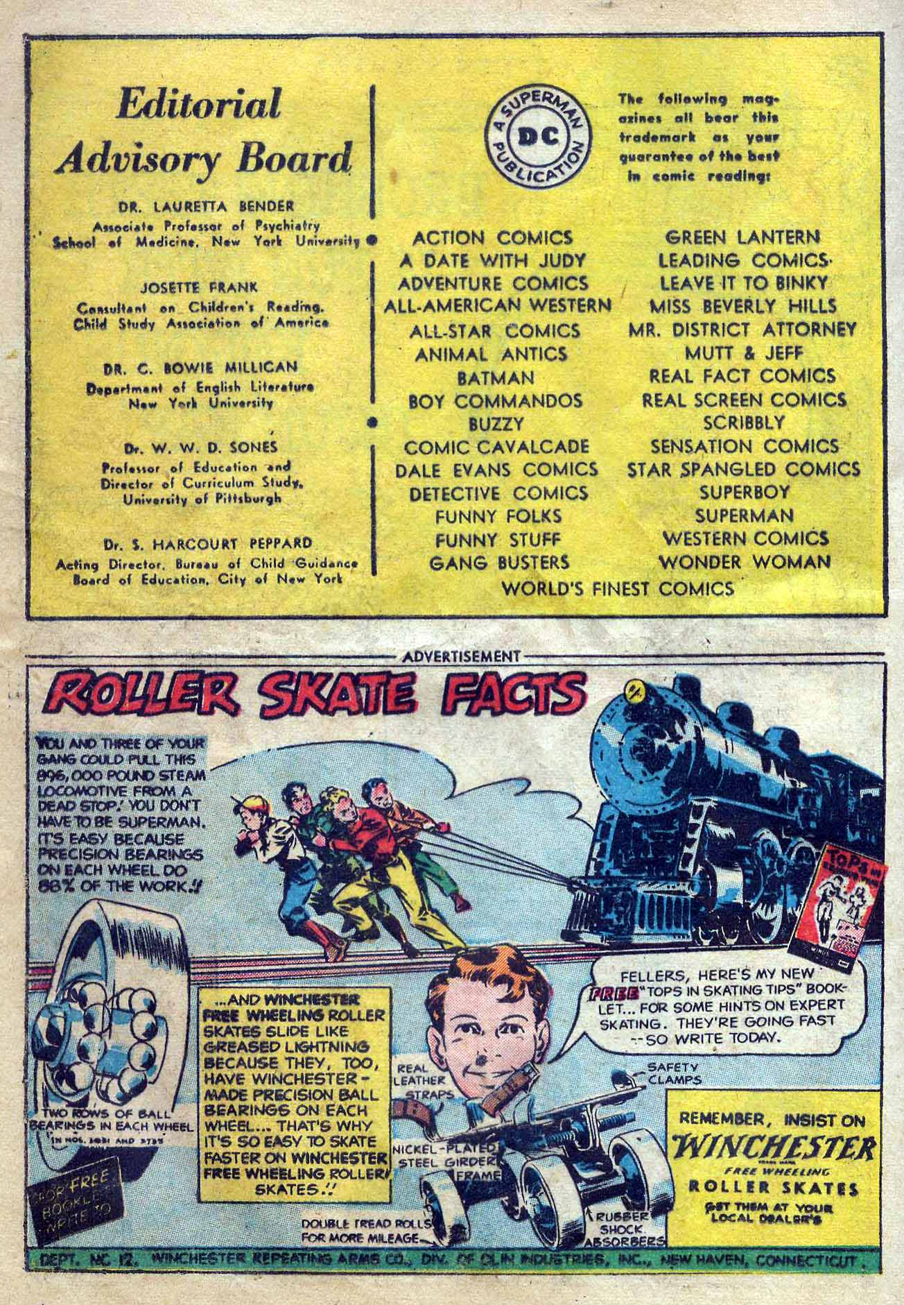 Action Comics (1938) 131 Page 33