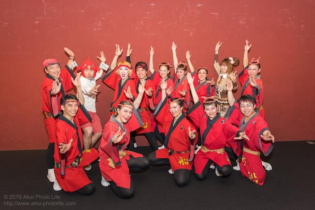 創作舞踊集団 寶船 集合写真