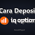 Cara Deposit IQ Option (Binary Option) bagi Pemula 2018