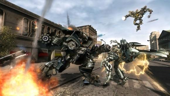 Transformers: Revenge of the Fallen (U) PS3 ISO