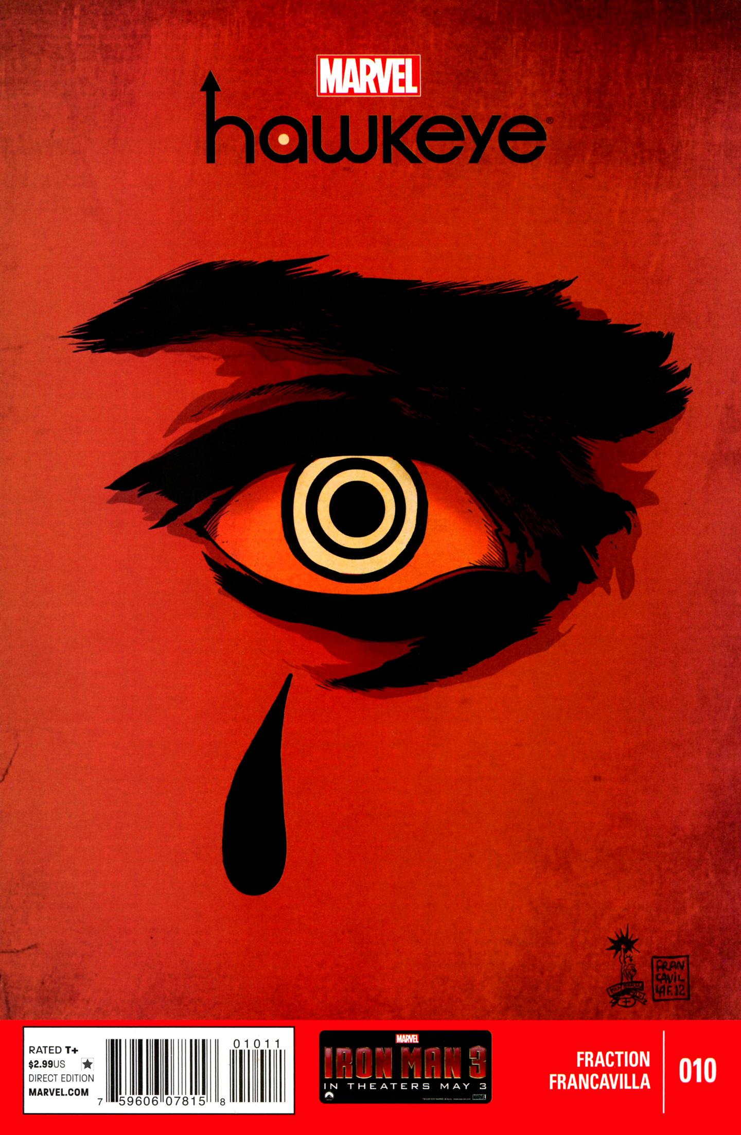 Hawkeye (2012) 10 Page 1
