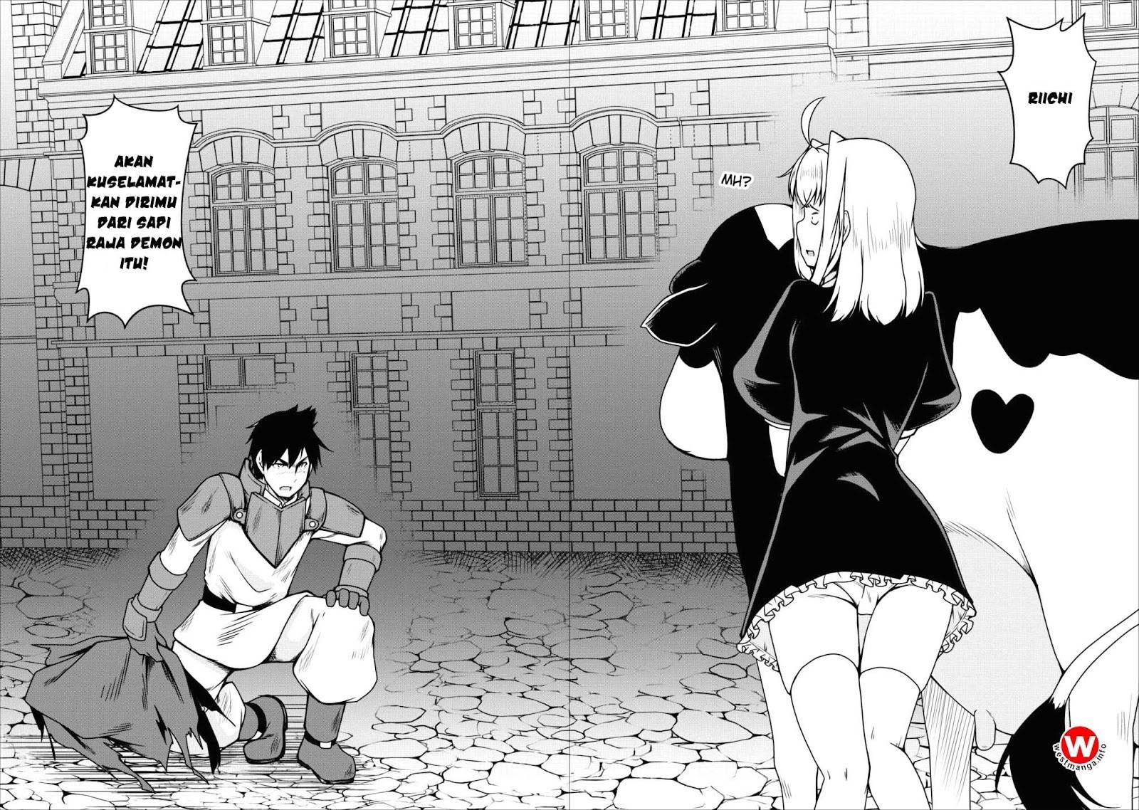 Succubus ni Tensei shita node Milk wo Shiborimasu Chapter 015  - Page 33