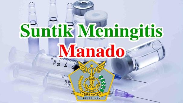 Alamat Tempat Suntik Vaksin Meningitis di Manado
