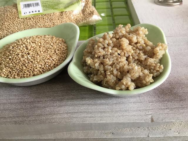 cum se gateste quinoa
