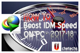 Increase Internet Download Manager IDM Speed On PC, Windows, Laptop