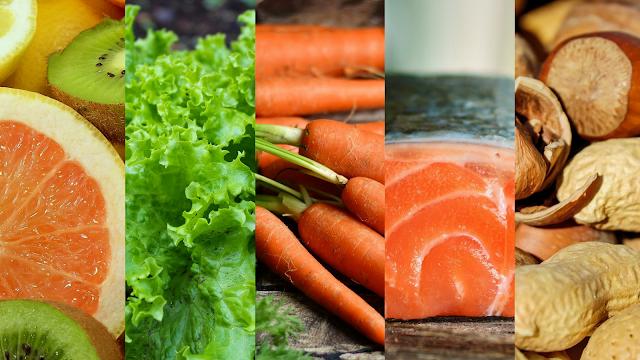 5 alimentos que ayudan a cuidar nuestros ojos