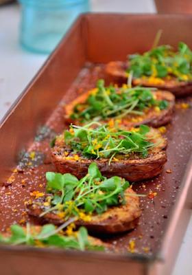 Fort Lauderdale Personal Chef - Mini Lemon Thyme Potato Bites Recipe