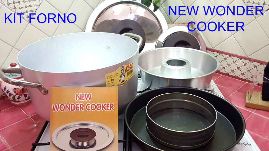 NEW WONDER COOKER