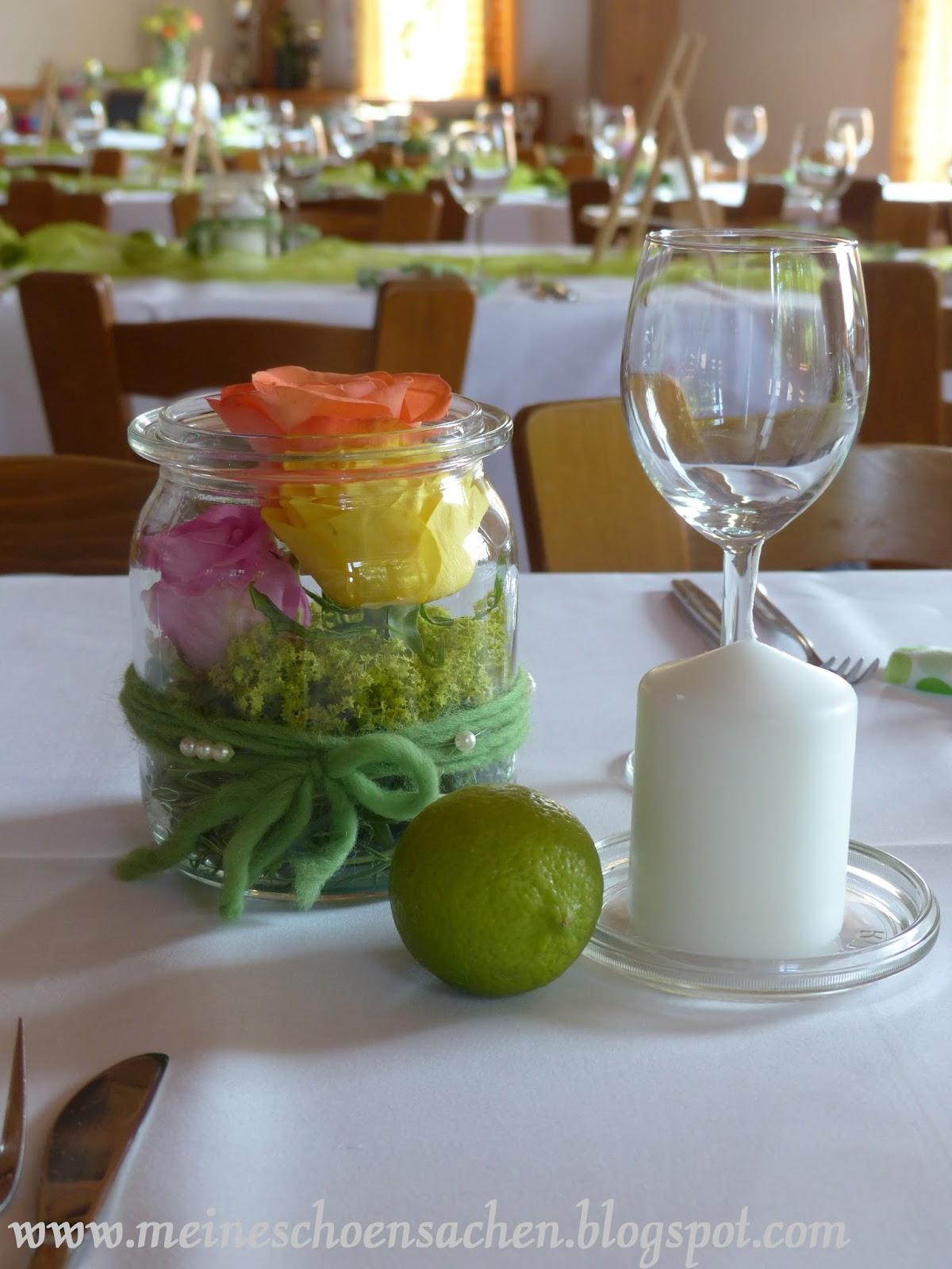 Einfache Tischdeko Geburtstag Tischdeko Herbst Herbstliche