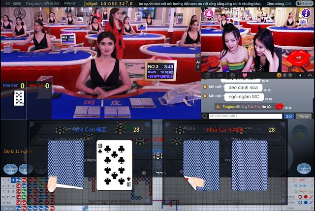 hướng dẫn chơi 888b casino online