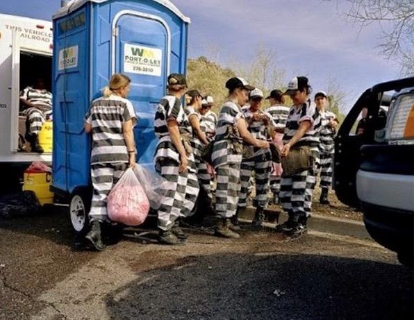 Penjara Wanita Di Arizona Amerika Syarikat