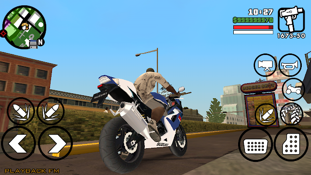GTA SAN ANDREAS APK - ANDROID FULL MEGA