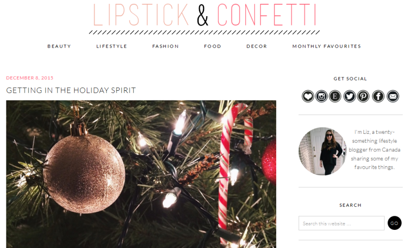 bbloggers, bbloggersca, beauty bloggers, blog of the month, lifestyle, blogger