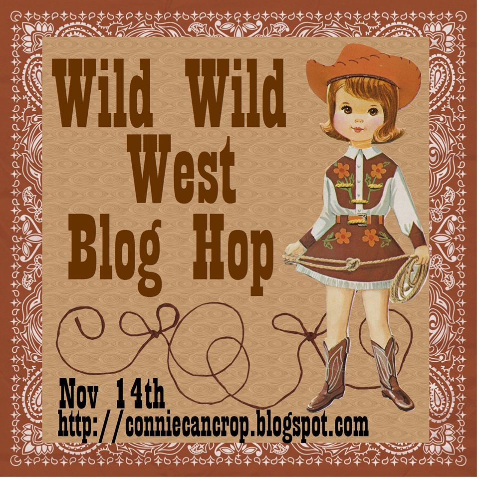 Wild Wild West blog hop Nov 14