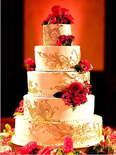 A Wedding Planner Indian Desi Wedding Cakes