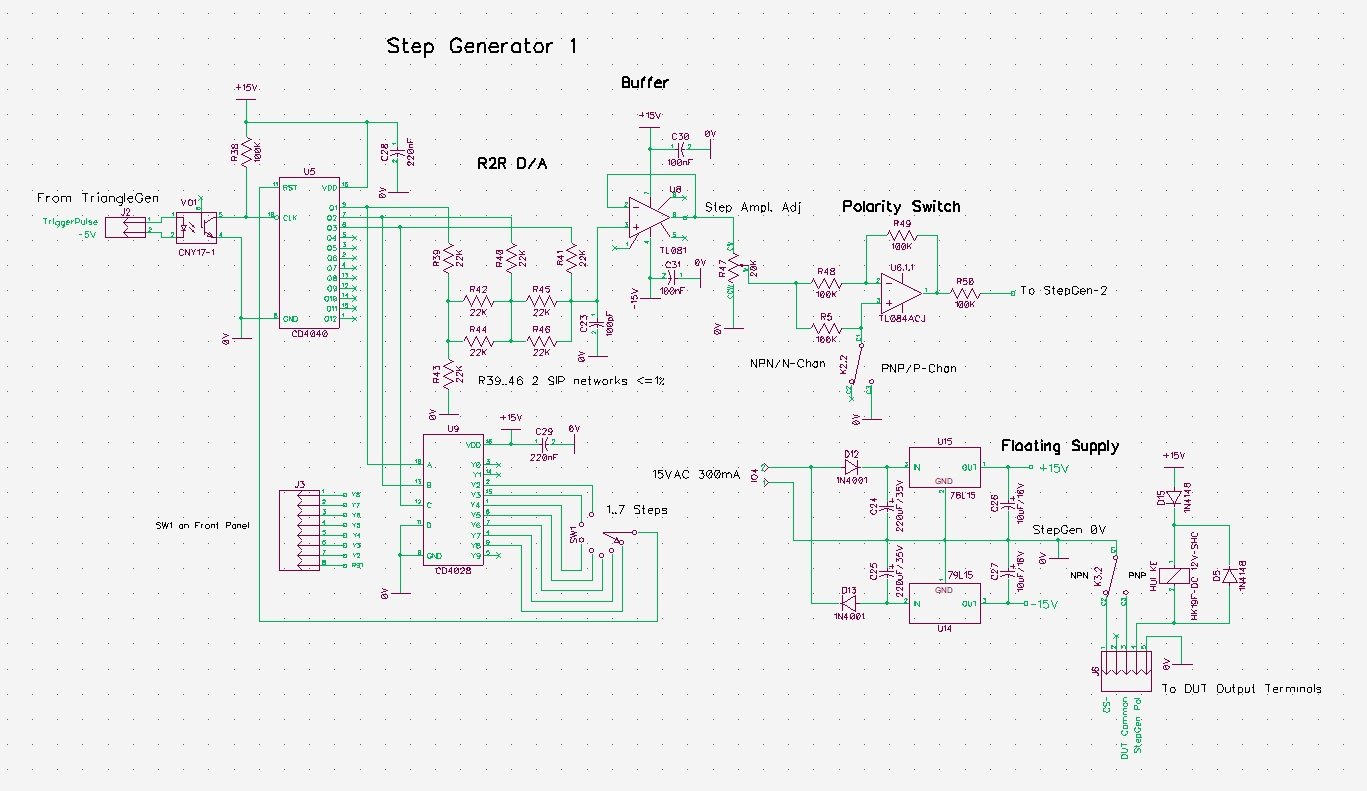 Pauls Diy Electronics Blog Building Another Curve Tracer Circuit Diagram If Signal Generator Electronic Schematic In The Upper Left There Is An Optical Connection Where Trigger Pulses Come From Triangle Waveform