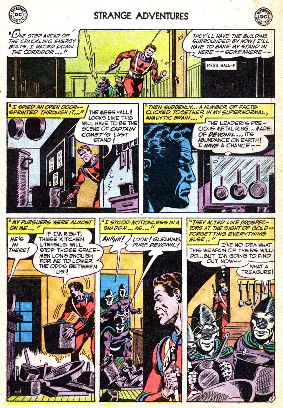 Strange Adventures (1950) issue 25 - Page 9
