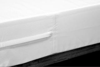 Colchoneta blanca para europalet Paletsonline.com