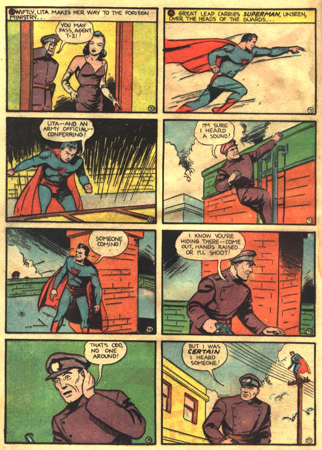 Action Comics (1938) 22 Page 11