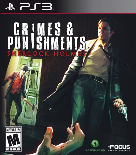 Sherlock Holmes Crimes And Punishments Ps3 Iso