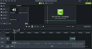 Cara Rekam Layar Komputer Menggunakan Camtasia Studio
