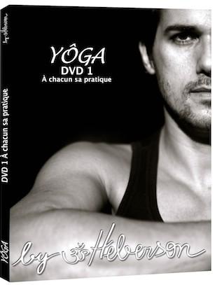 "DVD ""Yoga, à chacun sa pratique"", herberson, leçon yoga, dvd yoga facile"
