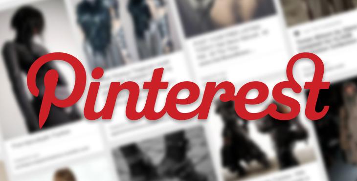 Pinterest ist ein zugegebenermaßen toller Ort, um viel Inspiration zu finden. / Logo © Pinterest Inc. / Gestaltung © fieberherz.de