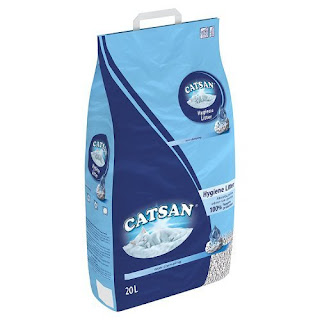 Catsan Hygiene Litter 20 L by Mars Petcare UK, Deal Price: £9.59 & FREE Delivery UK