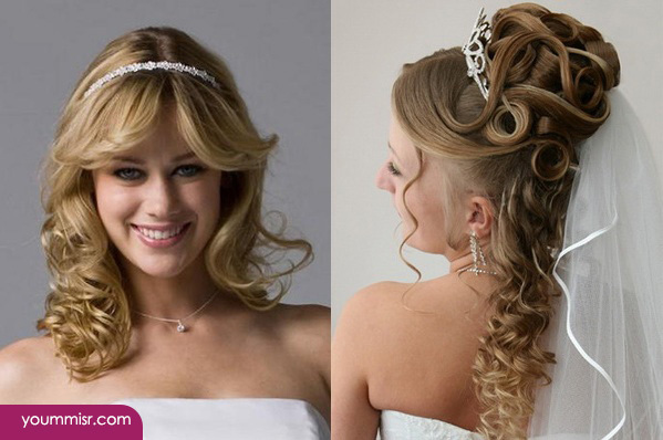 Awe Inspiring Cute Simple Hairstyles For A Wedding Happy Wedding Moments Blog Hairstyles For Women Draintrainus