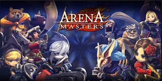 Arena Masters CBT Apk Terbaru updates