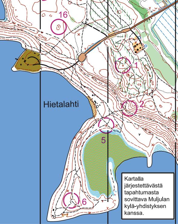 Keski Karjalan Rasti Kiintorastit Kiteen Era Ja Riistapolulle