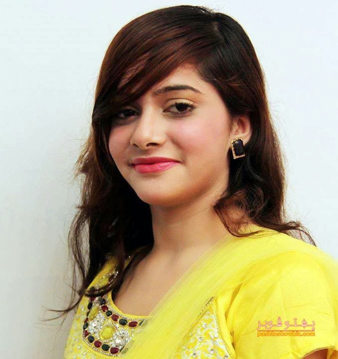 Krishma Shehzadi beautiful Pashto actress