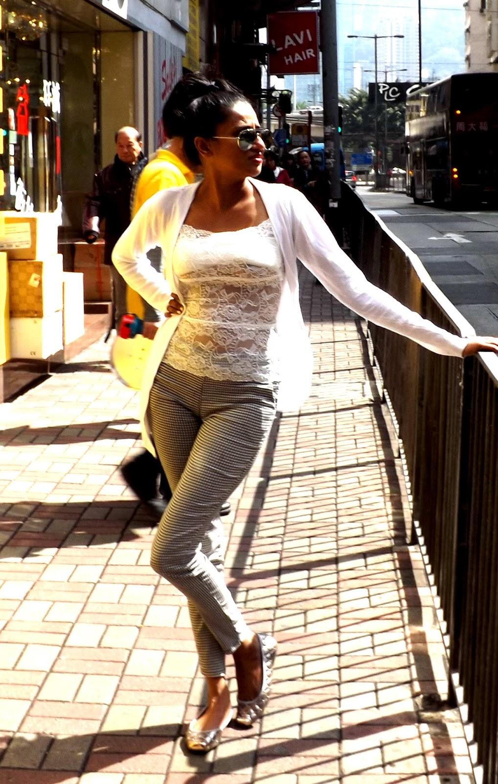 Fashionoire-Street fashion-Hong Kong Streets